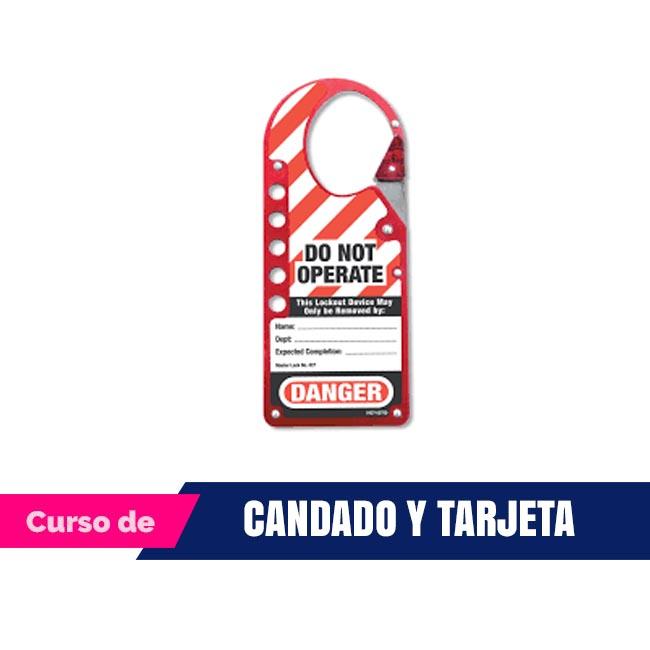 Curso de Candado y Tarjeta en Querétaro